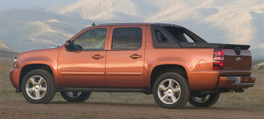 Chevrolet Avalanche occasion Laurentides